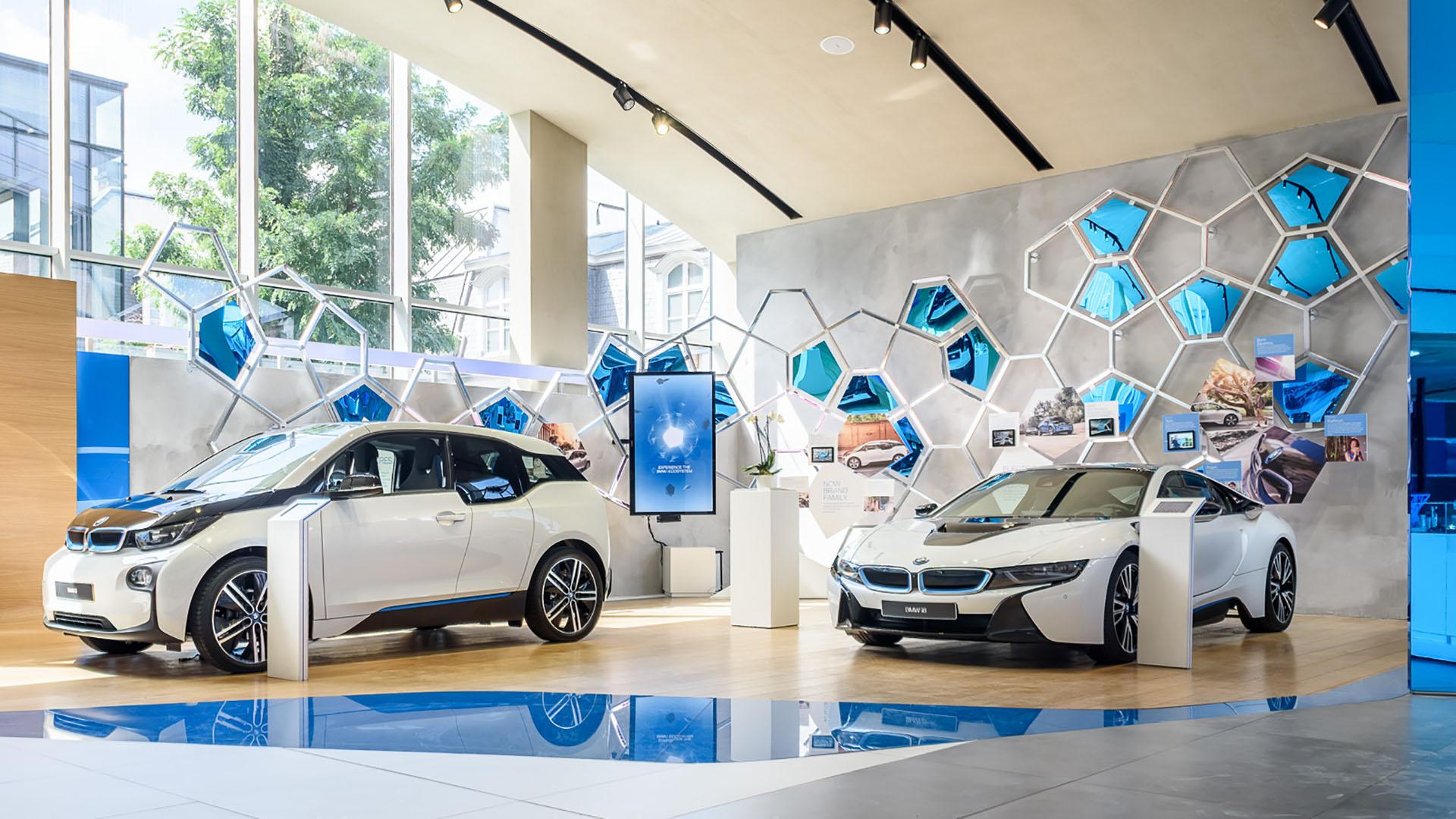 BMW i Ecosystem