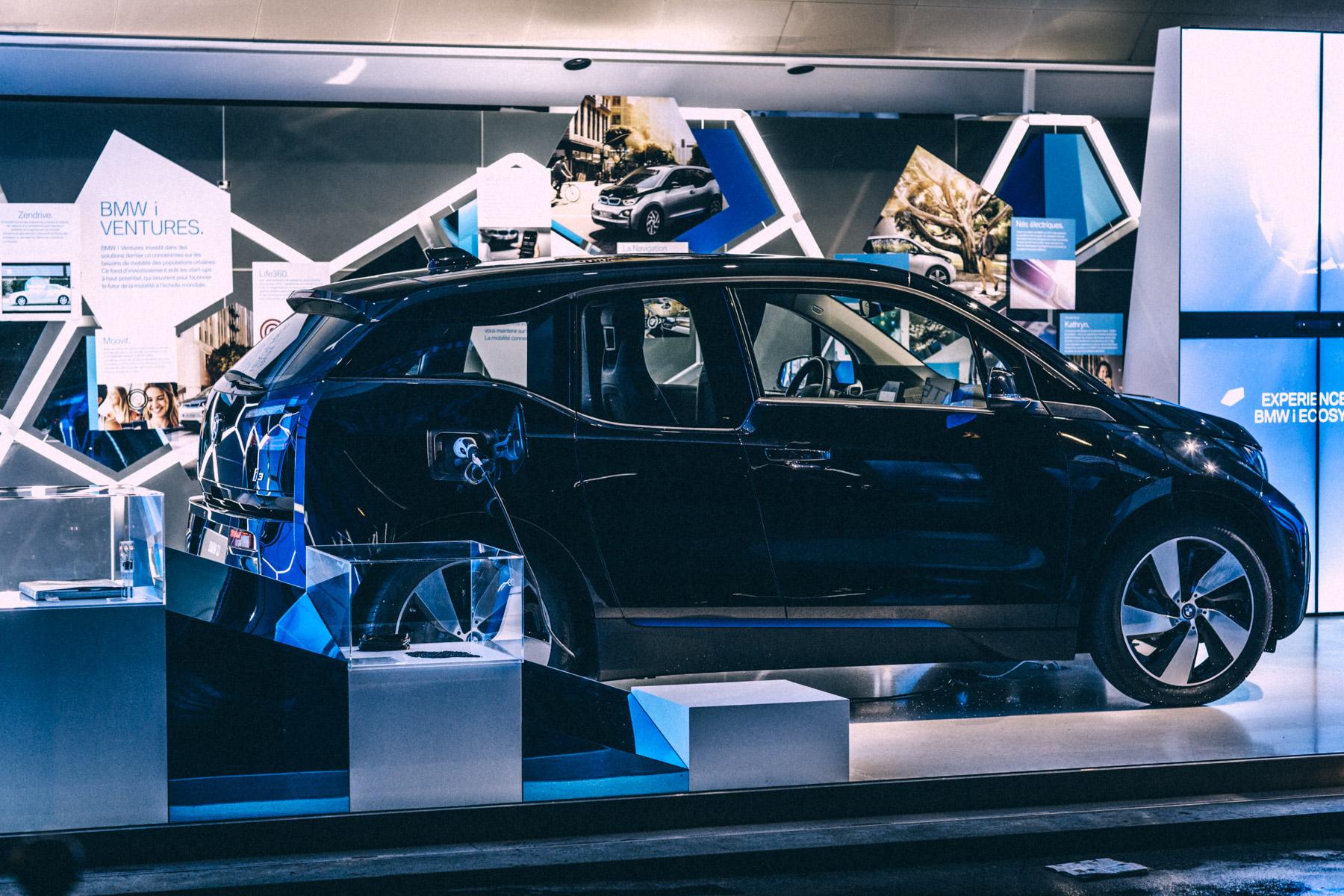 BMW George V EXPERIENCE BMW i ECOSYSYTEM WP20