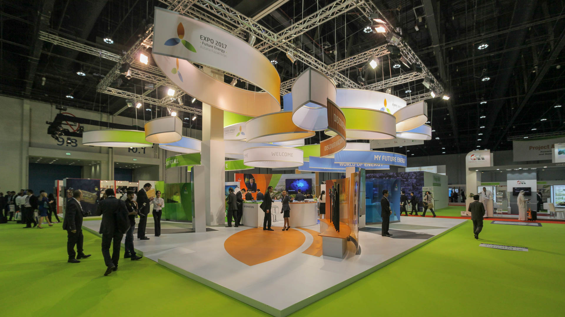 EXPO 2017 @WFES