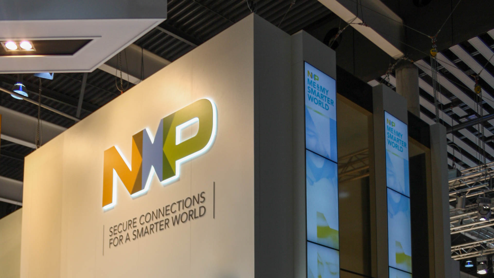 NXP Me & My Smarter World