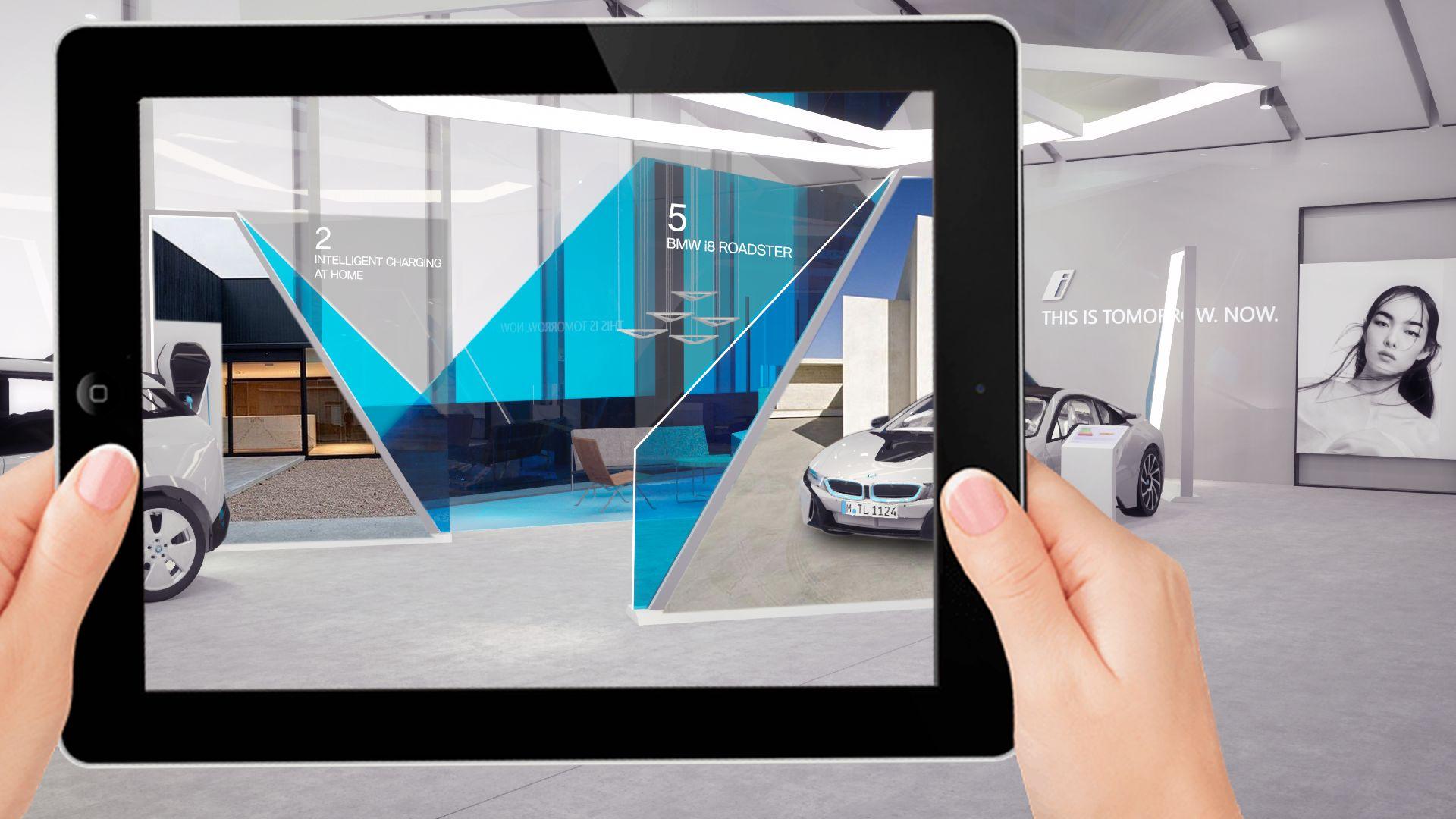 BMW i AR Worlds